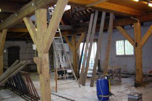 Bestrijding van houtworm voorkomt grote problemen en schade